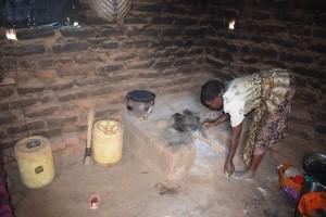 The Water Project : 9-kenya4769-annah-muia-kitchen