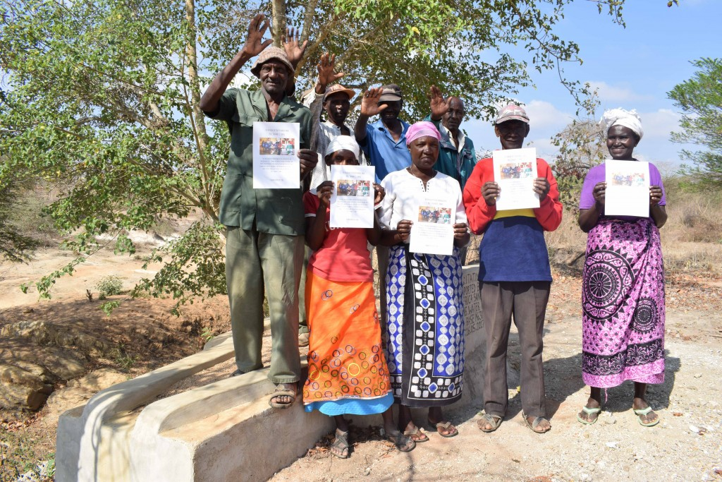 The Water Project : 9-kenya4784-thank-you