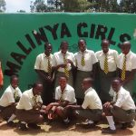 The Water Project: Malinya Girls Secondary School -  School Entrance