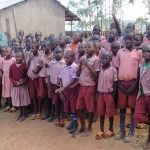 The Water Project : 1-kenya4686-students