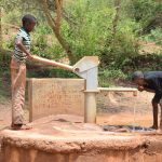 The Water Project: Mbindi Community C -  Clean Water