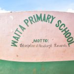 The Water Project: Waita Primary School -  School Entrance