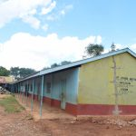 The Water Project: Kyanzasu Primary School -  School Compound