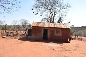 The Water Project:  Kasingili Mutemi Household