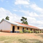 The Water Project: Kyanzasu Secondary School -  School Grounds