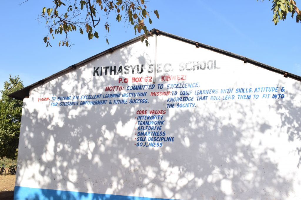 The Water Project : 1-kenya4870-school-grounds