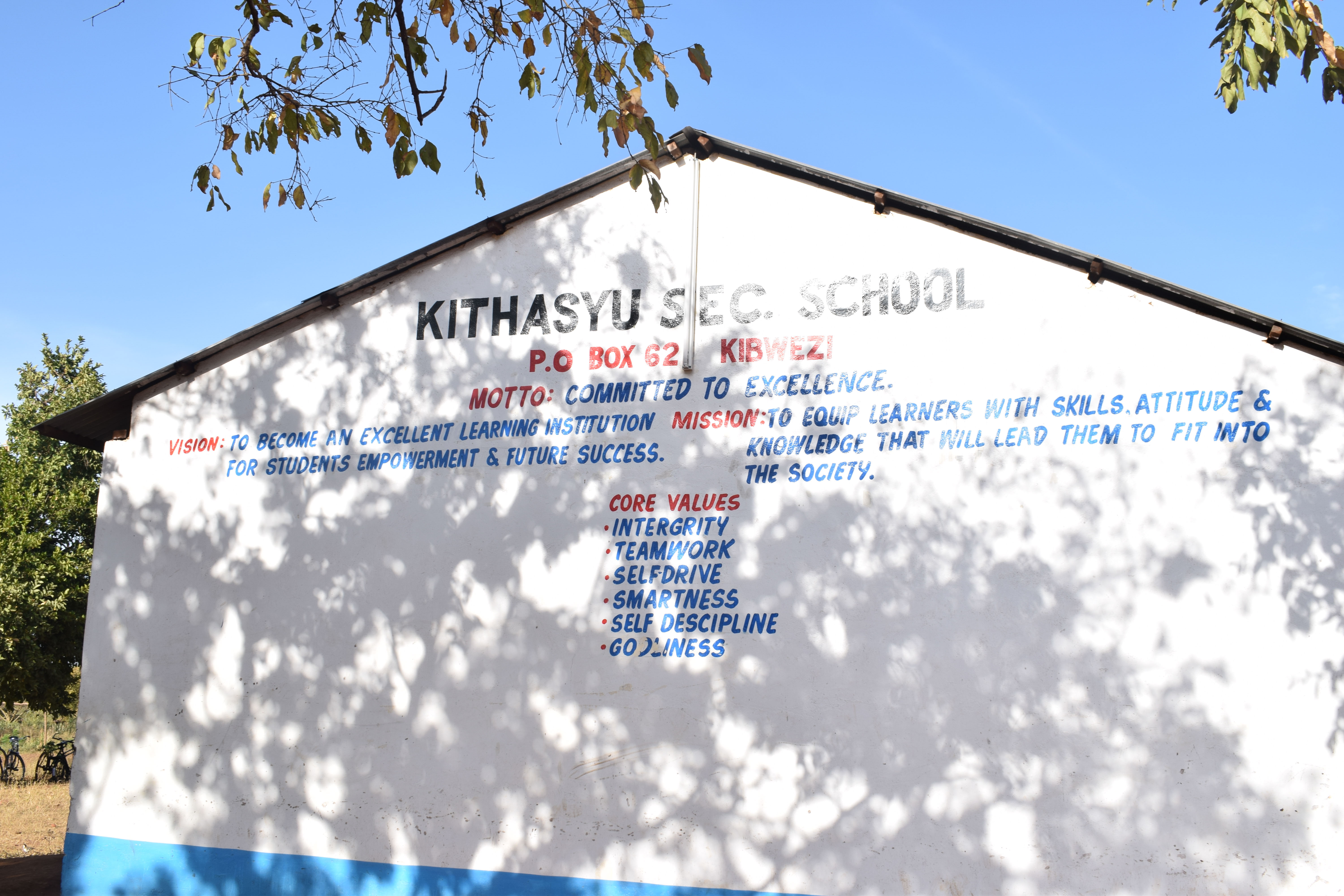 The Water Project : 1-kenya4870-school-grounds