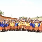 The Water Project: Kivani Primary School -  Students