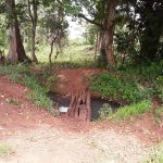 The Water Project: Rwentale-Kyamugenyi Community -  Water Source