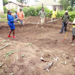 The Water Project: Musunji Primary School -  Laying The Foundation