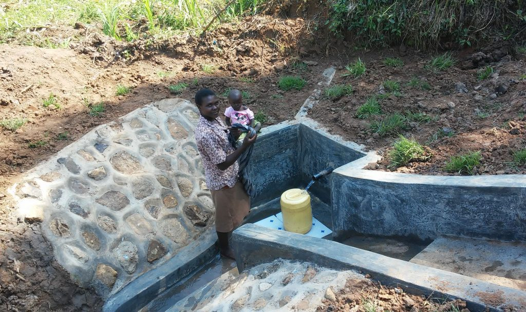 The Water Project : 10-kenya4727-clean-water