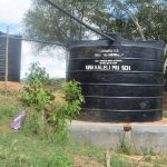 The Water Project: Kwa Kaleli Primary School -  Plastic Tanks