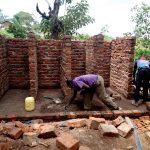 The Water Project: Bukura Primary School -  Latrine Construction