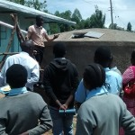 The Water Project: Friends Emanda Secondary School -  Tank Management Training