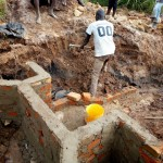 The Water Project: Timbito Community, Atechere Spring -  Construction