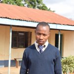 The Water Project: Kyanzasu Secondary School -  Daniel Muthini