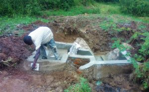 The Water Project : 11-kenya4736-construction
