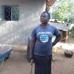 The Water Project: Emusanda Community A -  Mrs Afula At Her Home