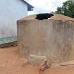 The Water Project: Waita Primary School -  Broken Tank