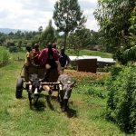 The Water Project: Shivagala Community, Paul Chengoli Spring -  Delivery Of Little Helpers
