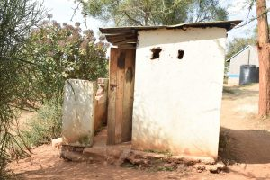 The Water Project : 11-kenya4869-boys-latrines
