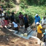 The Water Project: Shikoti Community B -  Clean Water
