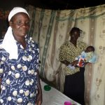 The Water Project: Emusanda Community A -  Mrs Walusia In Her Home