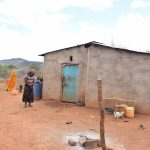 The Water Project: Karuli Community B -  David Household