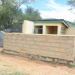 The Water Project: Kwa Kaleli Primary School -  Girls Latrines