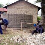 The Water Project: Bukura Primary School -  Tank Construction
