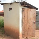The Water Project: Kyanzasu Secondary School -  Girls Latrines