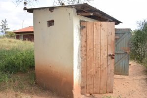 The Water Project : 12-kenya4869-girls-latrines