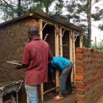 The Water Project: Malaha Primary School -  Latrine Construction