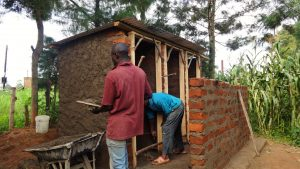 The Water Project : 13-kenya4680-latrine-construction