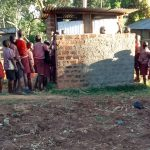 The Water Project: Irenji Primary School -  Boy Latrines