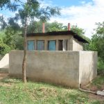 The Water Project: Kwa Kaleli Primary School -  Boys Latrines