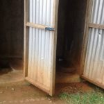 The Water Project: Mwitoti Secondary School -  Latrines
