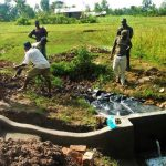 The Water Project: Timbito Community B -  Backfilling