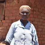 The Water Project: Kyumbe Community A -  Sapheth Kitema