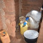 The Water Project: Kithumba Community A -  Water Storage