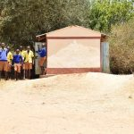 The Water Project: Kivani Primary School -  Boys Latrines