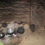 The Water Project: Emusanda Community A -  Kitchen