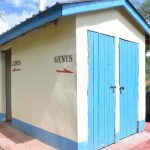 The Water Project: Kwa Kaleli Primary School -  Staff Latrines