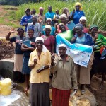The Water Project: Timbito Community A -  Clean Water