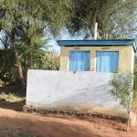 The Water Project: Kithaasyu Secondary School -  Staff Latrines