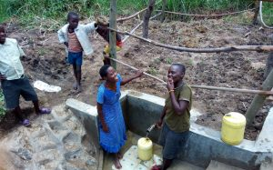 The Water Project : 15-kenya4736-clean-water