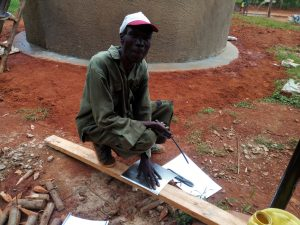 The Water Project : 15-kenya4834-tank-construction