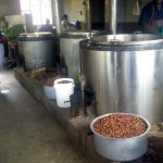 The Water Project: Mwitoti Secondary School -  Kitchen