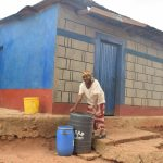 The Water Project: Mitini Community A -  Water Storage
