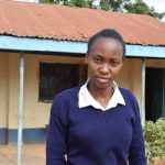 The Water Project: Kyanzasu Secondary School -  Faith Mutuku